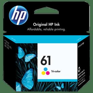 hp 61 tri colour ink