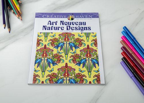 دفتر تلوين- طبيعة الفن الحديث