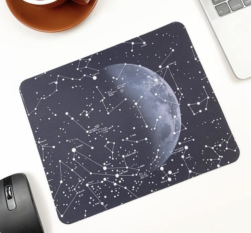 Cartoon Graphic Mouse Pad