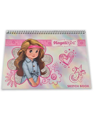 كراسة رسم - للفتيات