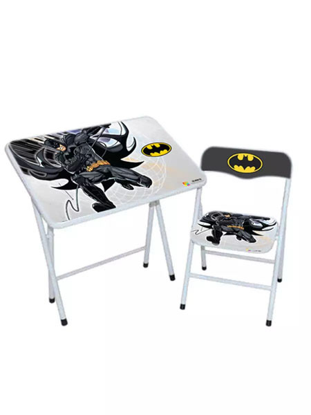 طاولة و كرسي للأطفال - باتمان